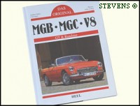 Das Original: MGB, MGC, V8 (deutsch)