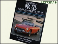Original: MGB, MGC, V8 - english