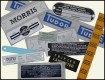 DECAL KIT for Morris Minor